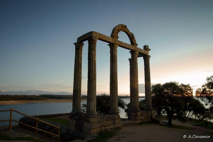 """Augustobriga """"los mármoles"""" amanecer II"""