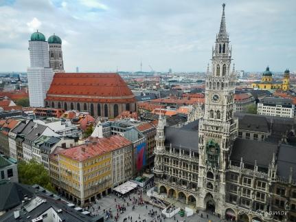 Marienplatz München I