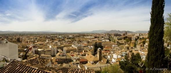 Granada panorámica I