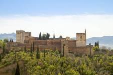 Alhambra desde San Nicolás II
