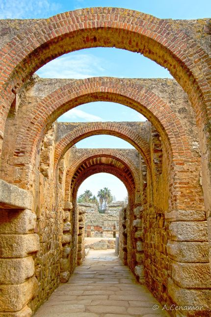 Arcos anfiteatro