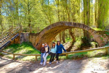 Puente de Talcano Sepúlveda