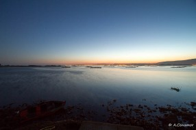 Bateas desde el Faro