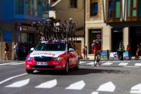 Ciclismo Tilt Shift