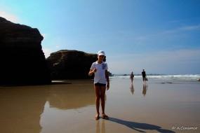 Praia as Catedrais II