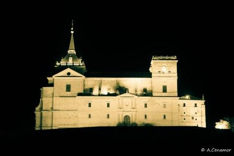 Monasterio de Uclés frontal