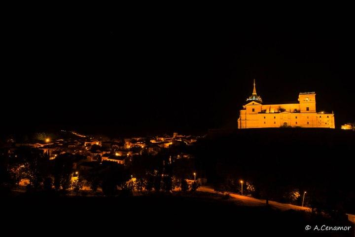 Monasterio de Uclés panorámica