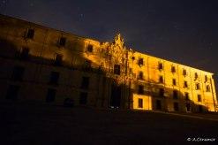 Monasterio de Uclés trasera I