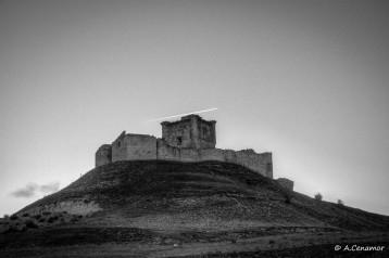 Castillo de Zúñiga BW