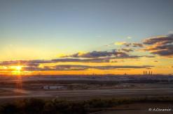 Madrid desde Barajas