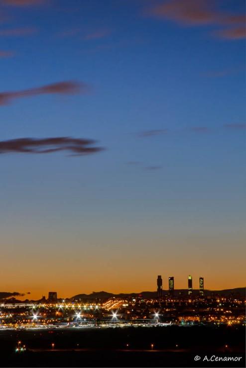 Madrid desde Barajas II