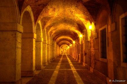 Bóvedas en Plaza de Parejas BWBóvedas en Plaza de Parejas
