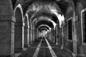 Bóvedas en Plaza de Parejas BW II