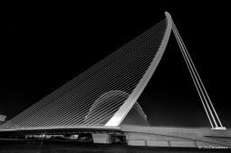 Pont l'Assut de l'Or BW