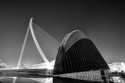 Agora & Pont l'Assut de l'Or BW