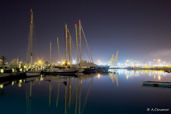 Puerto Deportivo Valencia