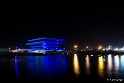 Veles y Vents en el Port America's Cup Blue