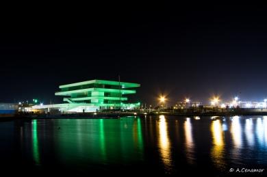 Veles y Vents en el Port America's Cup Green I