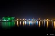 Veles y Vents en el Port America's Cup Green II