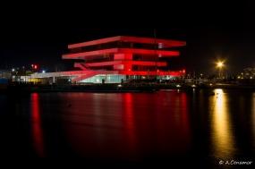Veles y Vents en el Port America's Cup Red
