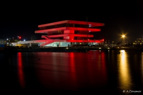 Veles y Vents en el Port America's Cup Red