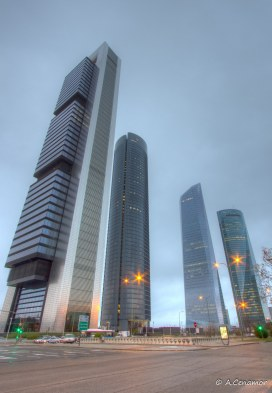 Cuatro Torres Business Area II