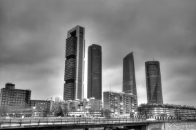 Cuatro Torres Business Area I