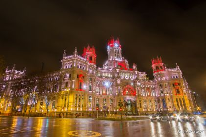 Edificio de Correos (Ayto. Madrid)