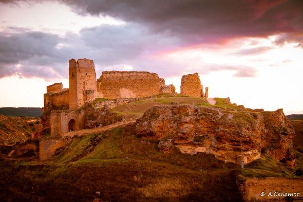 Castillo de Zorita de los Canes II
