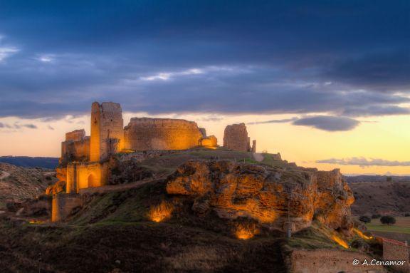 Castillo de Zorita de los Canes I