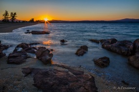 Sunrise beach Bao