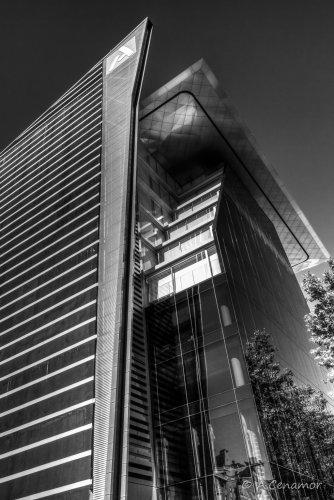 Arnaiz & Partners building BW