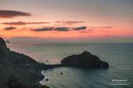Gaztelugatxe sunset