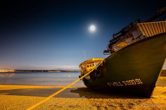 Big moon in Cabodeiro I