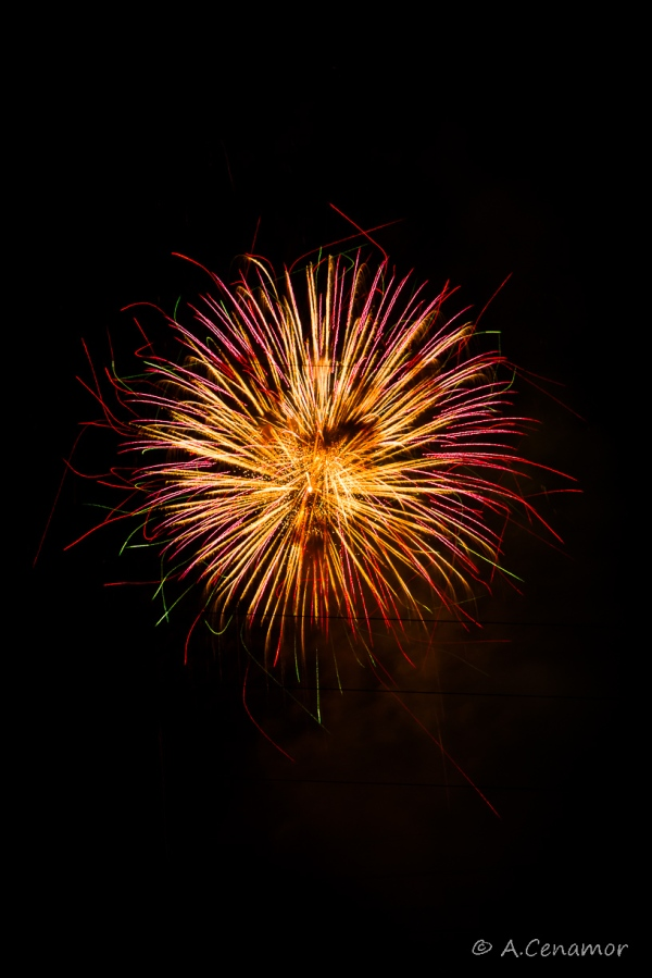 Parla fireworks celebrations I
