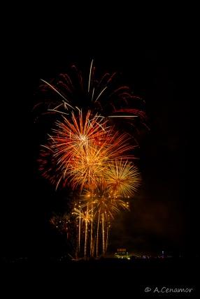 Parla fireworks celebrations IV