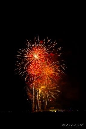 Parla fireworks celebrations V