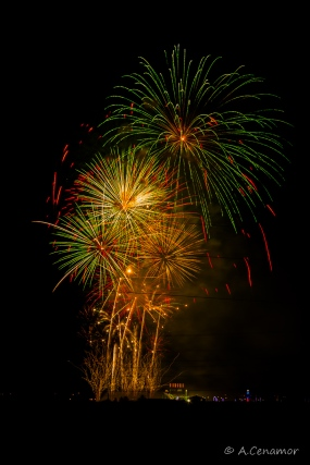 Parla fireworks celebrations VI