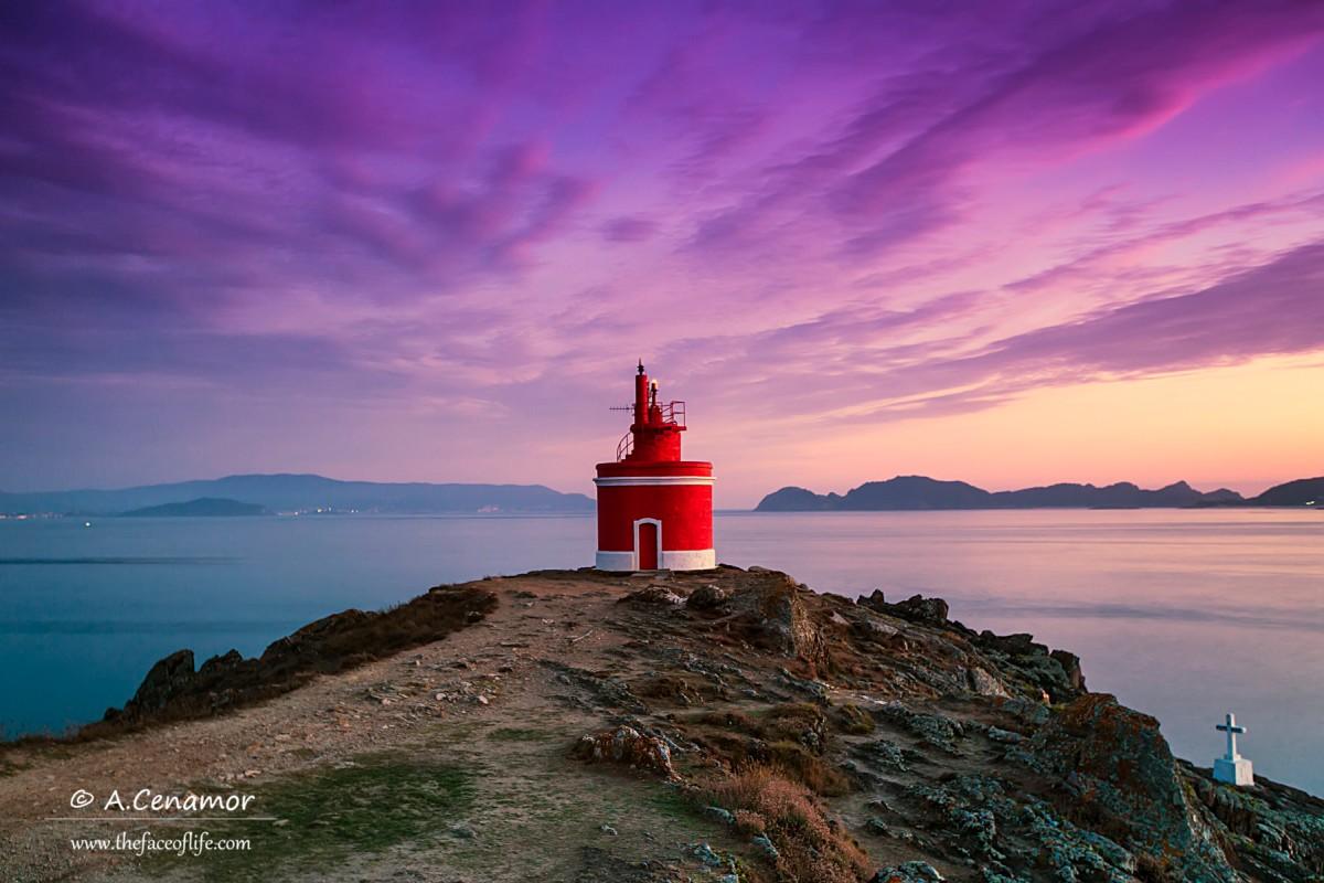 Sunset Punta Robaleira