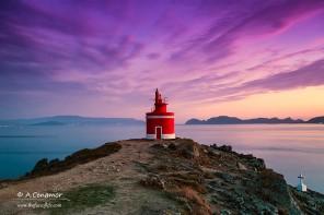 Sunset Punta Rubaleira