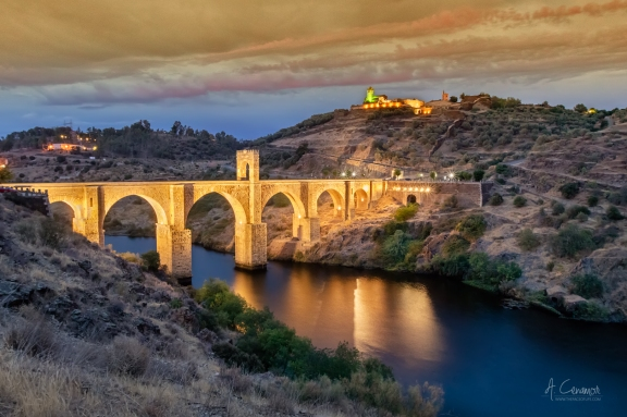 Alcántara Bridge