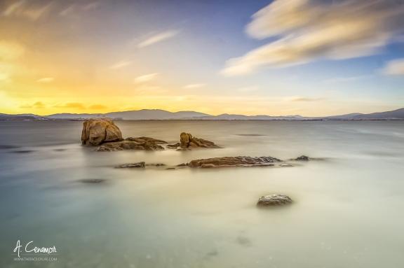 Espiñeiro beach