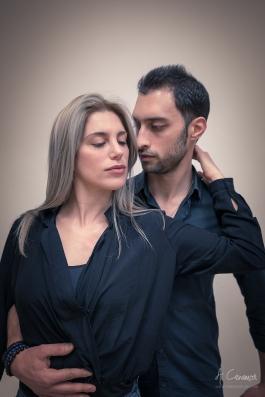 Luis & Leti, expresión en movimiento